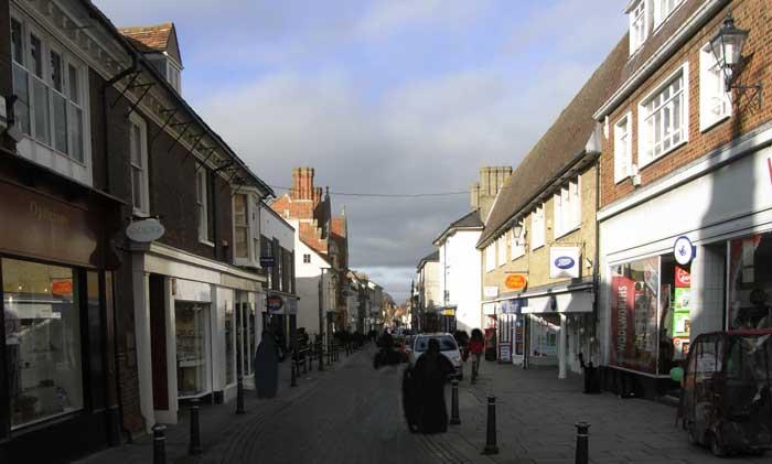 Royston Hertfordshire