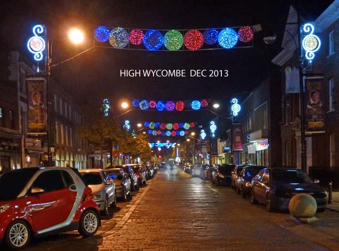 Miniature Christmas Light Bulbs