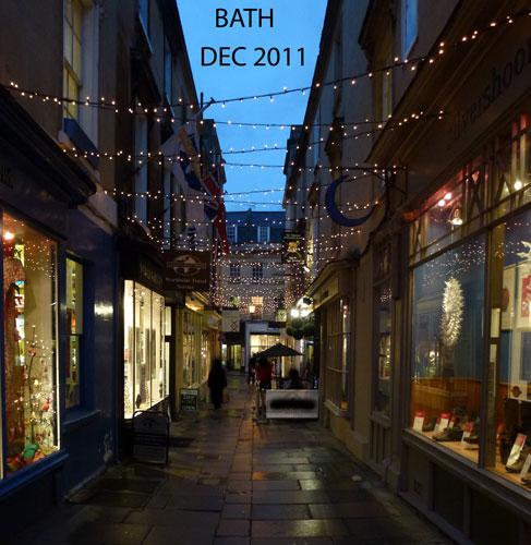 Reflector Christmas Lights