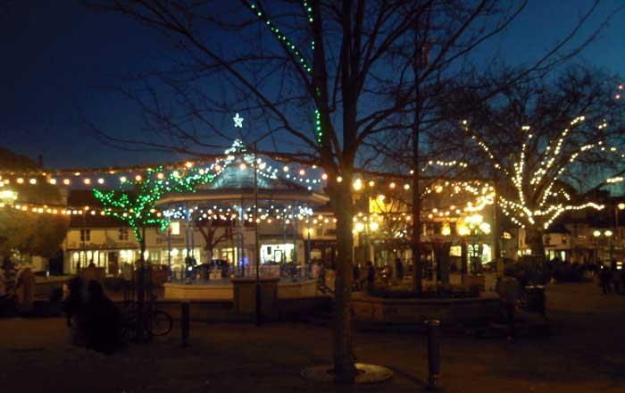 Horsham Christmas Lights
